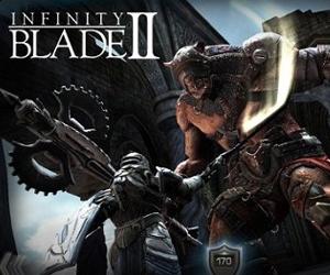 Infinity Blade II, il sequel del famoso gioco su iPhone e iPad!