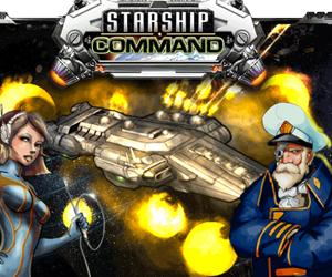 Starship Command, combattimenti spaziali su Facebook!