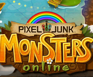 Pixel Junk Monsters, gioco su Facebook.