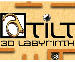 A Tilt 3D Labyrinth, labirinti e trappole su Android