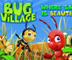 Bug Village, il villaggio degli insetti su Google plus