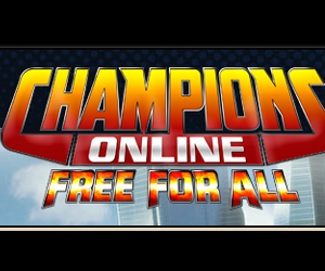 Champions Online - Free for All, MMORPG