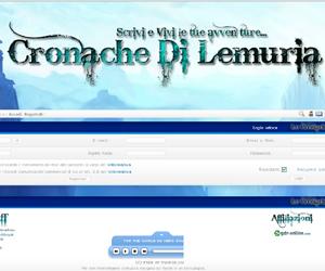 Le Cronache di Lemuria, gioco di ruolo online.