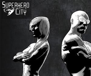 Superhero City, gioco testuale sui supereroi.