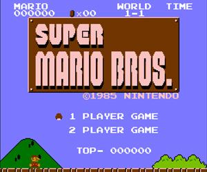 Super Mario Bros, il gioco classico è gratis online, su Facebook!