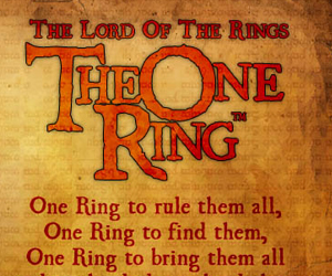 The One Ring, il gioco online del Signore degli Anelli.