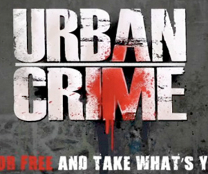 Urban Crime, gioco per iPad