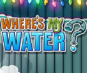 Where's my Water? Puzzle game per Android