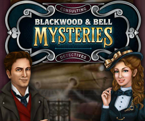 Blackwood and Bell Mysteries, gioco investigavo su Facebook