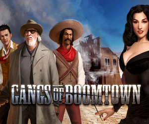 Gangs of boomtown