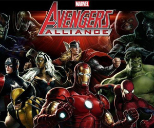 Marvel: Avengers Alliance.
