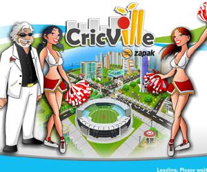 CricVille, gioco manageriale online sul cricket.