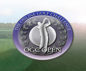 OGC Open golf online in 3D.