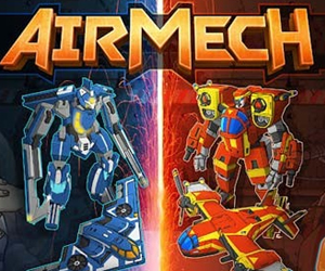 AirMech browser game