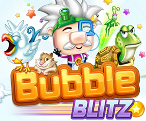Bubble Blitz.