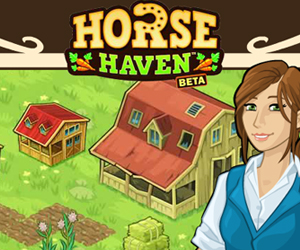 Horse Haven, il tuo ranch su Facebook.