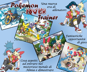 Pokemon Power Trainer