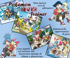 Pokemon Power Trainer