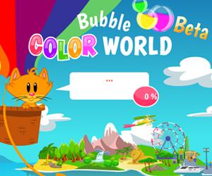 Bubble Color World.