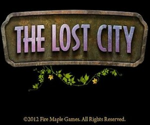 The Lost City.