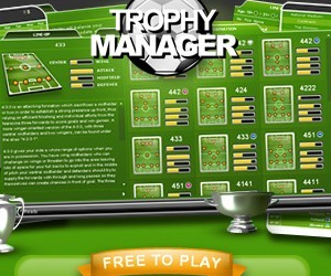 Trophy Manager.