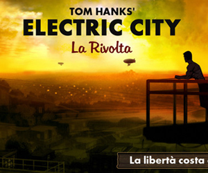 Electric City - The Revolt