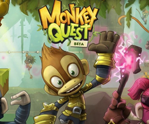 Monkey quest adventure