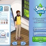 Creazione dell'Avatar in The Sims Social