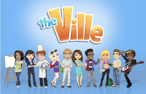Manuale gioco The Ville