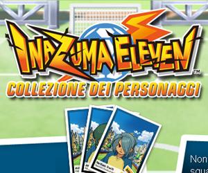 Inazuma Eleven, gioco di carte online.