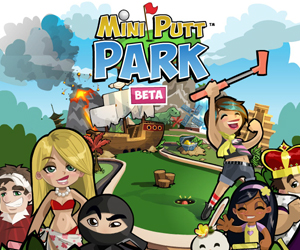 Mini Putt Park, minigolf su Facebook.