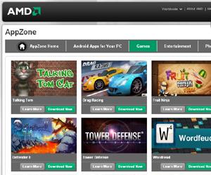 AMD Appzone.