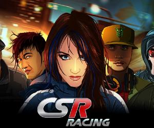 CSR Racing.