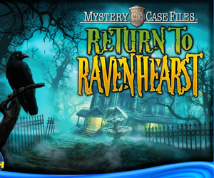 Mystery Case Files : Return  to Ravenhearst