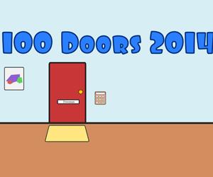 100 doors 2014.