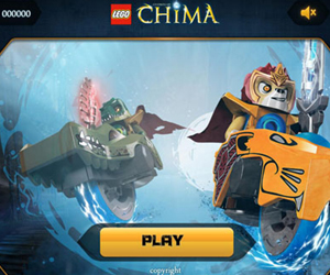 Lego Legends of Chima.