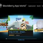 Blackberry App World.