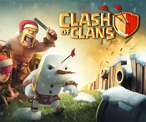 Clash of Clans.