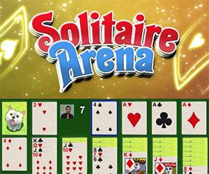 Solitaire Arena.