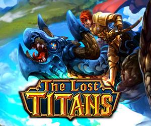The lost titans.