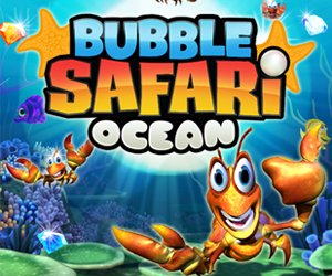 Bubble Safari Ocean.