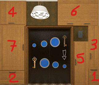 Soluzione Doors of revenge Liv 75 a