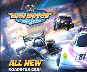 Mini Motor Racing.