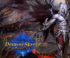 Banner Demon Slayer