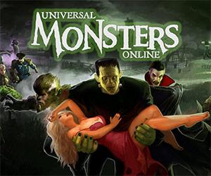 Universal Monster Online.