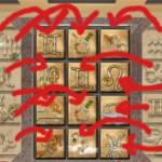 100-floors-escape: soluzione 25