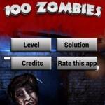 100 zombies.
