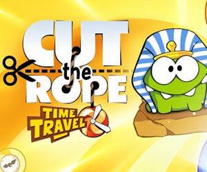 Cut the rope time travel.