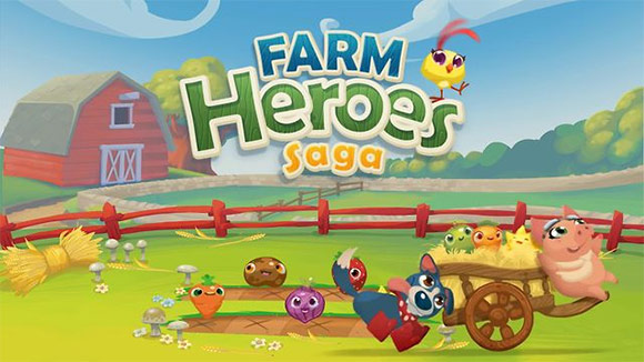 Farm Heroes Saga, mosse infinite.