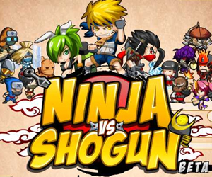Ninja vs Shogun.